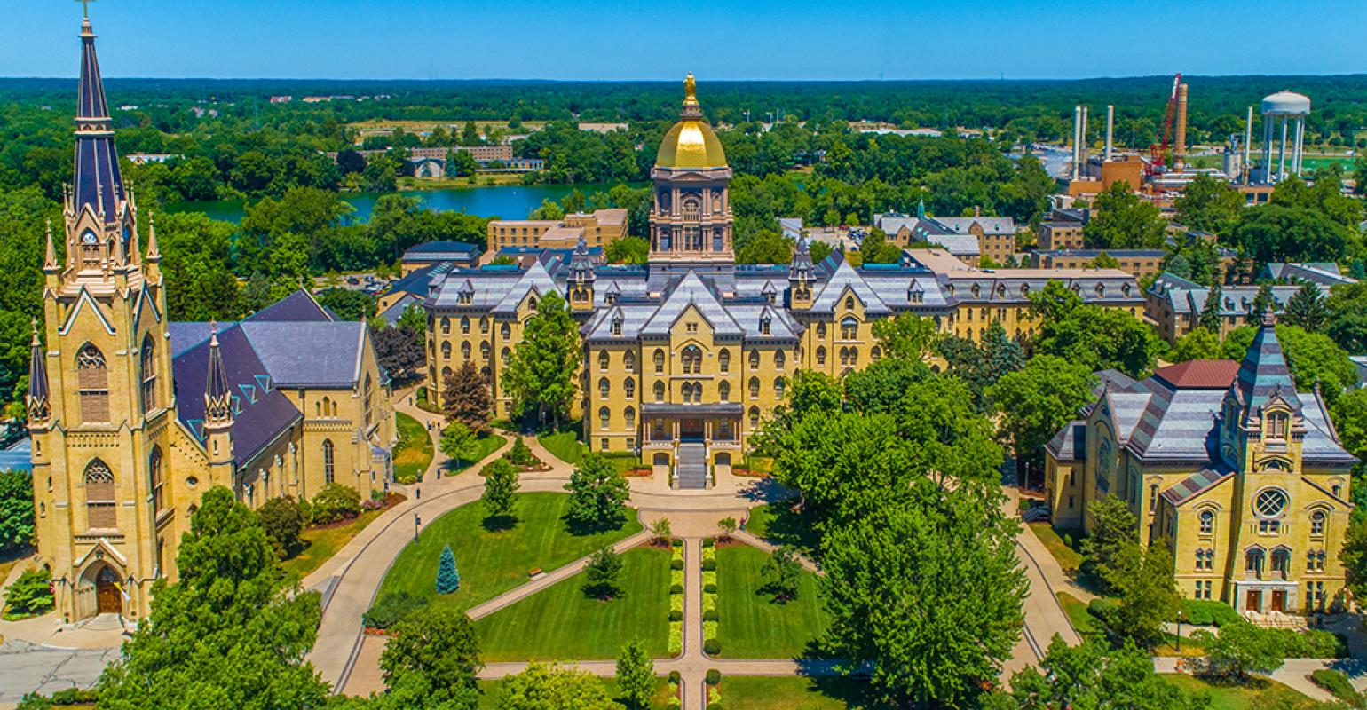 Where is Notre Dame University